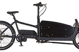"""Prophete Unisex – Erwachsene Cargo ETL20 E Bike 2026 AEG ComfortDrive 310x205 - Prophete Unisex – Erwachsene Cargo ETL.20 E-Bike 20""""/26"""" AEG ComfortDrive, schwarz, RH 48"""