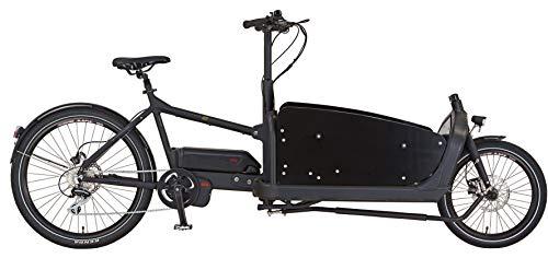 """Prophete Unisex – Erwachsene Cargo ETL20 E Bike 2026 AEG ComfortDrive - Prophete Unisex – Erwachsene Cargo ETL.20 E-Bike 20""""/26"""" AEG ComfortDrive, schwarz, RH 48"""